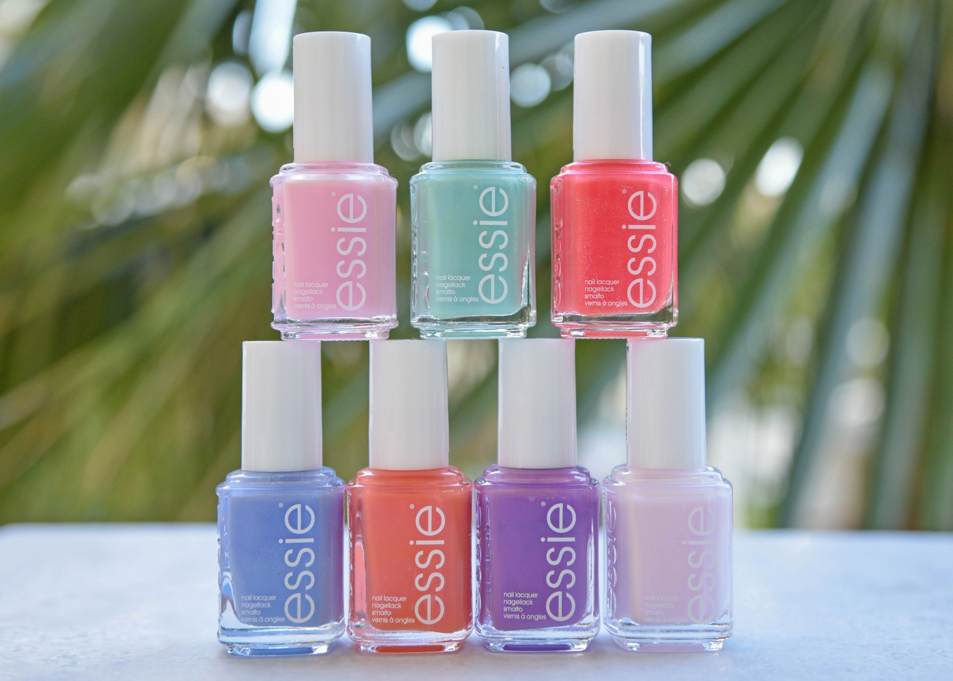 My Essie Nail polish Collection - Izkiz