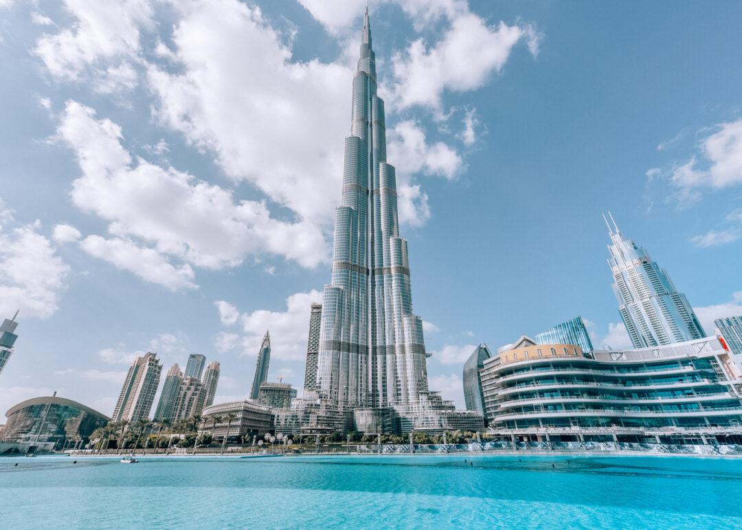 The Burj Khalifa - Izkiz