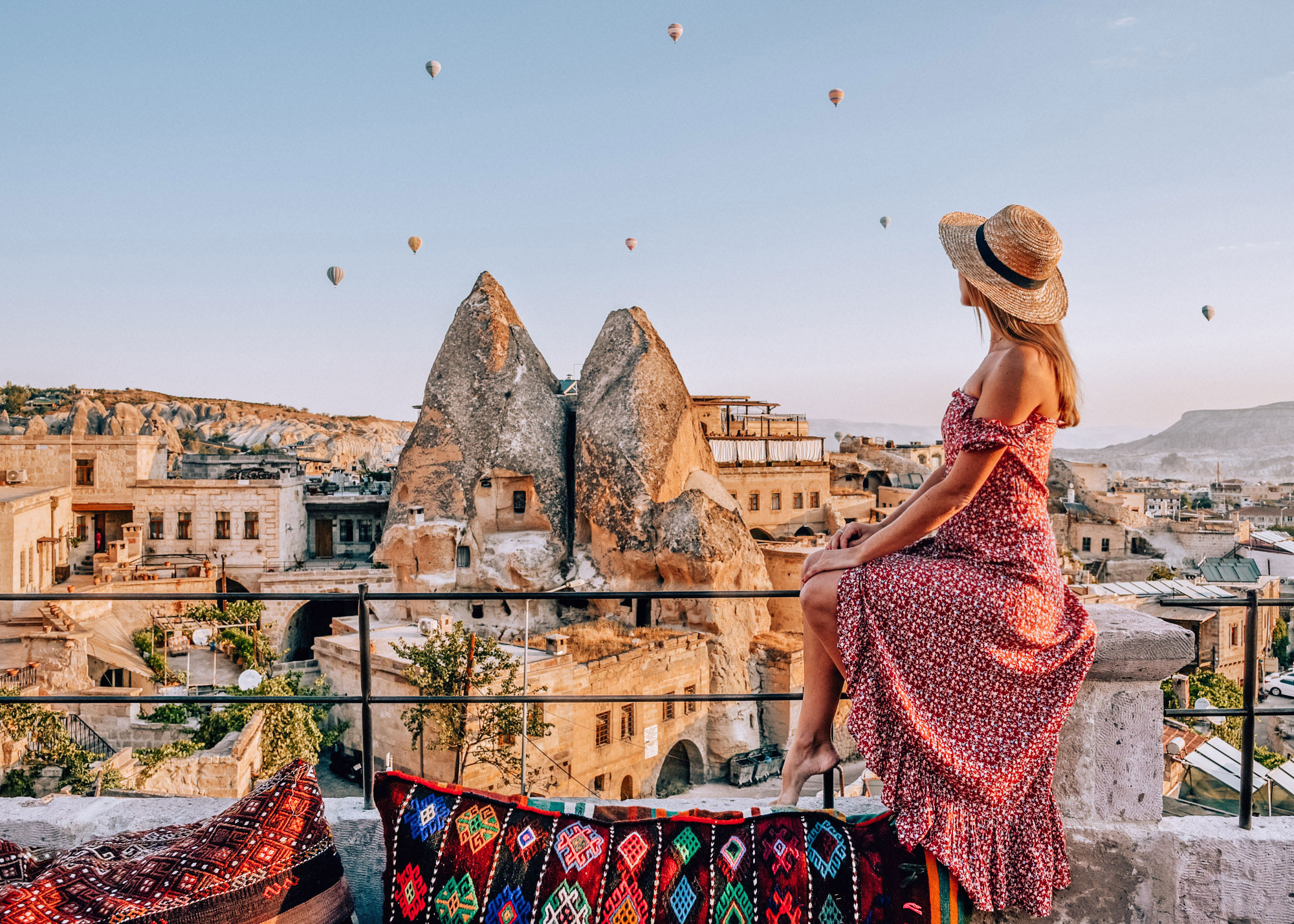Cappadocia Turkey Tourist Attractions